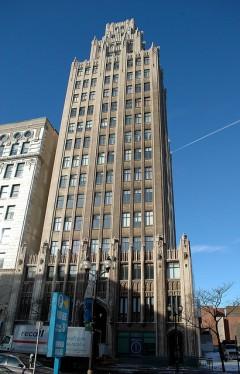 Hamilton Ontario's Pigott Building
