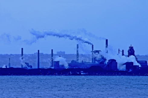 Picture of Steel Plant in Hamilton, ON
