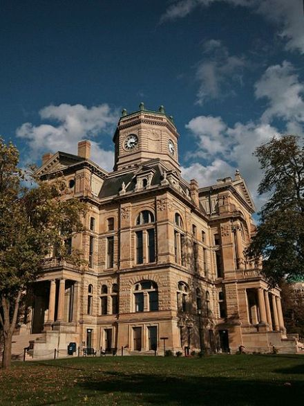 Image: Butler County Courthouse