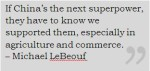 Quote from LeBeouf