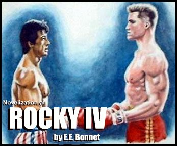 Rocky IV painting
