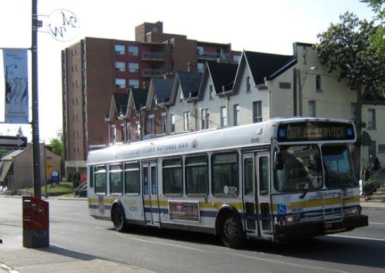 HSR Bus