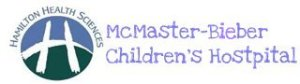 The new McMaster Children's Hospital Logo