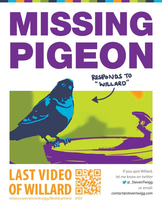 MissingPigeonPosterTest